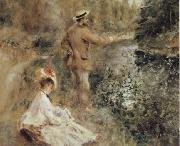 The Fisherman renoir