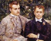 Charles and Georges Durand-Ruel Pierre Renoir