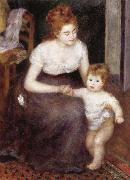 The First Step renoir