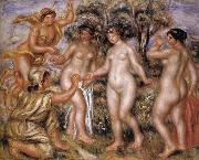 The judgment of Paris renoir