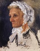 Portrait of the Artist's Mother renoir