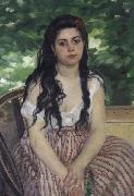 Summer(The Gypsy Girl) renoir