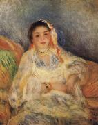Algerian Woman Seated renoir