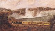 The Canada Southern Railway at Niagara Robert Whale