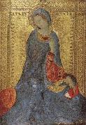 Virgin Annunciate Simone Martini