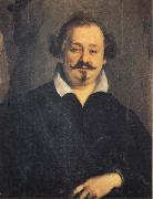 Portrait of the Poet Giulio Strozzi Tiberio Tinelli