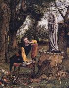 Titian's First Experiments with Colour William Dyce