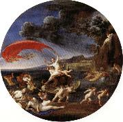 Allegory of Water,from The Four Elements Albani Francesco
