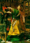 Morgan Le Fay (Queen of Avalon) Anthony Frederick Augustus Sandys