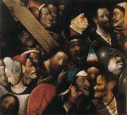 Christ Carrying the Cross BOSCH, Hieronymus