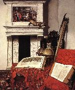 Still-life with Rarities HEYDEN, Jan van der