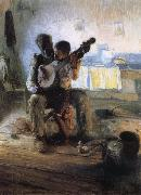 The Banjo Lesson Henry Ossawa Tanner