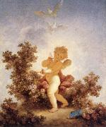 The Sentinel Jean-Honore Fragonard