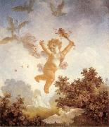 The Jester Jean-Honore Fragonard