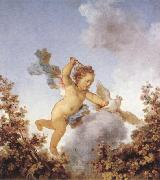 Love the avenger Jean-Honore Fragonard