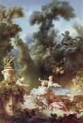 The Progress of love Jean-Honore Fragonard