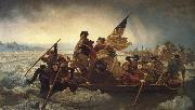 Washington Crossing the Delaware Leutze, Emmanuel Gottlieb