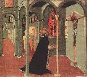 St Thomas Before the Cross SASSETTA