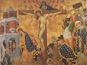 The Crucifixion (mk05) Lorenzo Monaco