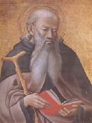 Anthony Abbot (mk05) Master of the observanza Triptych