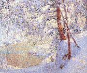 Winter Light and Shadows Palmer, Walter Launt
