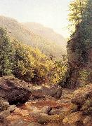 View in the Kaaterskill Cove Peale, Harriet Cany