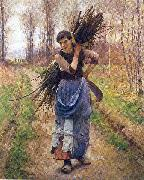 The Woodcutter's Daughter Pearce, Charles Sprague