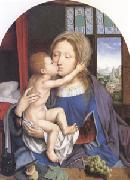 The Virgin and Child (mk05) Quentin Massys