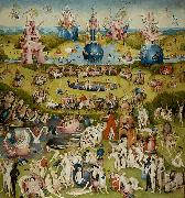 The Garden of Delights (mk08) BOSCH, Hieronymus