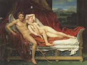Cupid and psyche (mk02) Jacques-Louis David