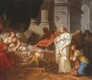 Antiochus and stratonice (mk02) Jacques-Louis David