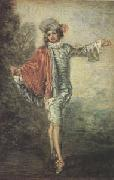 L'Indifferent(The Casual Lover) (mk05) Jean-Antoine Watteau