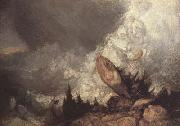 Avalanche in the Grisons (mk10) William Turner