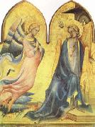 The Annunciation (mk08) Lorenzo Monaco