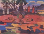 Day of the Gods (mk07) Paul Gauguin