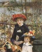 On the Terrace (mk09) renoir