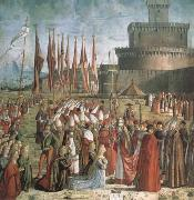 Scenes from the Life of St Ursula (mk08) Vittore Carpaccio