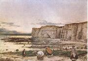 Pegwell Bay in Kent.A Recollection of October 5 th 1858  (mk09) William Dyce