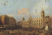 Northumberland House a Londra (mk21) Canaletto
