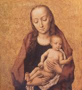 Virgin and Child (nn03) Dieric Bouts