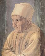 Portrait of an old Man (nn03) Filippino Lippi