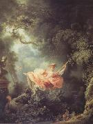 The Swing (nn03) Jean-Honore Fragonard
