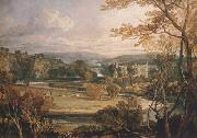 Bolton Abbey,Yorkshire (mk31) William Turner