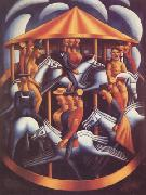The Merry-Go-Round (nn03) Mark Gertler
