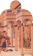 Saint Francis of Assisi Renouncing his Earthly Father (nn03) SASSETTA
