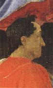 Mago wearing a red mantle (mk36) Botticelli