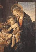 Madonna and child or Madonna of the Bood (mk36) Sandro Botticelli