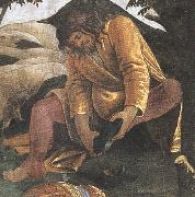Trials of Moses (mk36) Sandro Botticelli