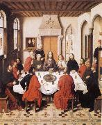 Last Supper Dieric Bouts