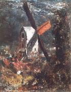 A windmill near Brighton John Constable